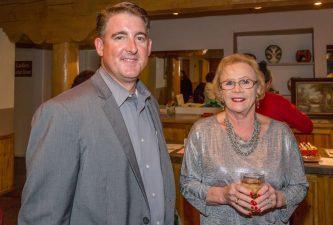 Jeremy Gardner & Kathy Jahner